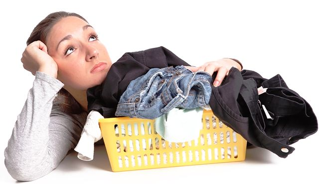 Удаление запаха кошачей мочи с одежды